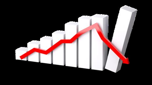 Preaviso de una recesión económica